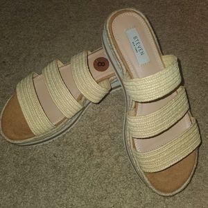 Wedge Flops